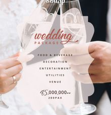 Wedding Package by Aroma Sedap