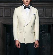 WHITE RAT PACK STYLE by The Bespoke Club