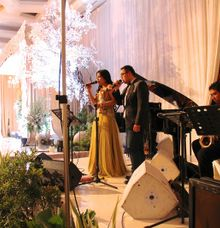at Sheraton Ballroom by Moonlight Band