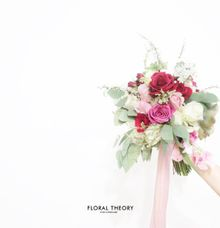Wedding Bouquet Mrs Rativ by Floral Theory