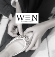 Team creative by Wen Custom & Bridal Shoes
