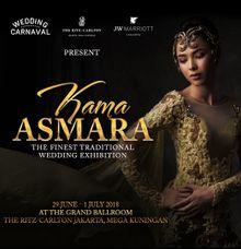 KAMA ASMARA The Finest Traditional Wedding Exhibition by The Ritz-Carlton Jakarta, Mega Kuningan