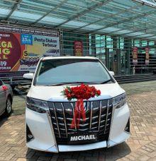 Alphard 2016/2017 by Michael Wedding Car