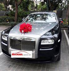 Rolls Royce by Michael Wedding Car