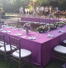 Tablecloth by Bali Kei Hire