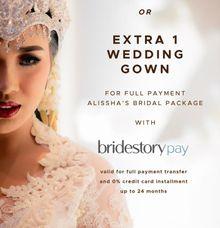 BRIDESTORY PAY PROMO by Alissha Bride