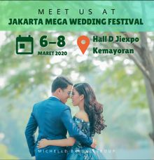 Jakarta Mega Wedding Festival by Michelle Bridal