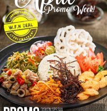 April Promo Week by Nendia Primarasa Catering