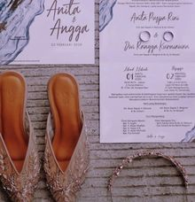 WEDDING OF ANITA & ANGGA by VAIA