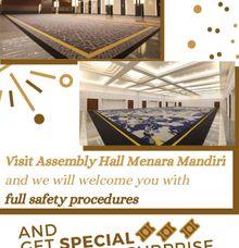 Menara Mandiri Special Promotion by  Menara Mandiri by IKK Wedding (ex. Plaza Bapindo)