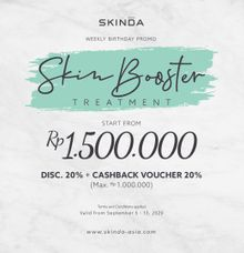 Promo by SKINDA Medical Skin Care & Dermatology Center