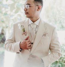 Hariom's Groom Suit - Mr. Jonathan S. by Hariom's Tailor
