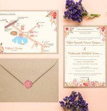 Wedding of Ratna & Azzam by Blujo Inc.