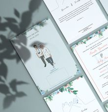 Wedding of Renita & Ficky by Blujo Inc.