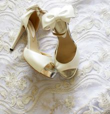 Wedding Shoes by Sigourney