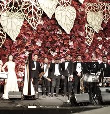50th wedding anniversary by Wijaya Music Entertainment
