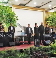 The wedding of Mutiara & Alza by Wijaya Music Entertainment