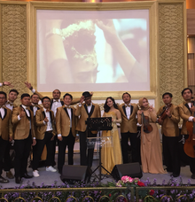 The wedding of Sonya & Dzikri by Wijaya Music Entertainment