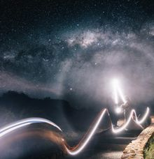 Magical night skies by Shane Chua Photography