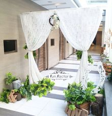 Aji And Dian Wedding by Fun Factor Decoration