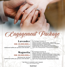 Engagement Package by Wyndham Casablanca Jakarta