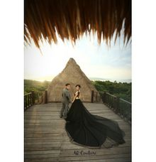 Black Swan Ballgown by AR Couture