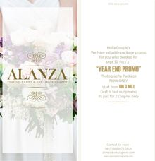 YEAR END PROMO PACKAGE by Alanza Photography