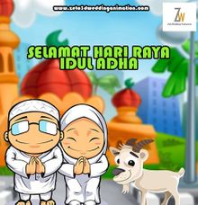 Selamat Hari Raya Idul Adha by Zeto Wedding Animation
