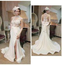 Cheongsam Wedding Dress by Pazzione De Luxe